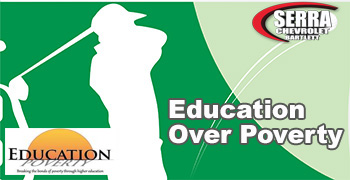 Education Over Poverty Golf Tournament