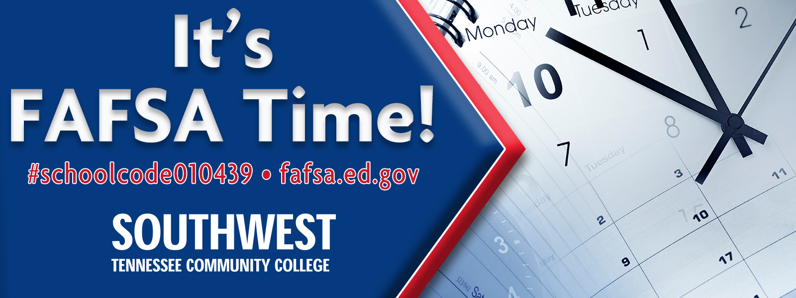 The new 2019-20 FAFSA opens October 1.