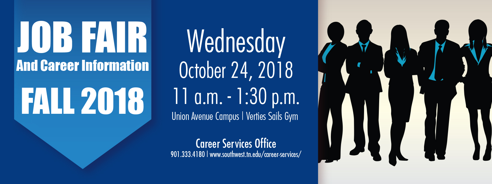 Southwest Career Fair October 24 at Macon Cove Campus.